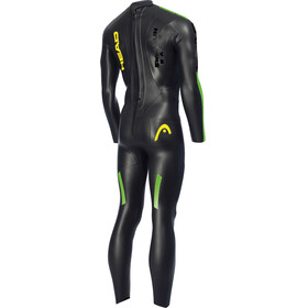 Head M's SwimRun Race Suit Black